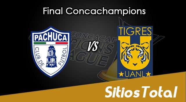 Pachuca vs Tigres en Vivo – Final Vuelta – Concachampions – Miércoles 26 de Abril del 2017