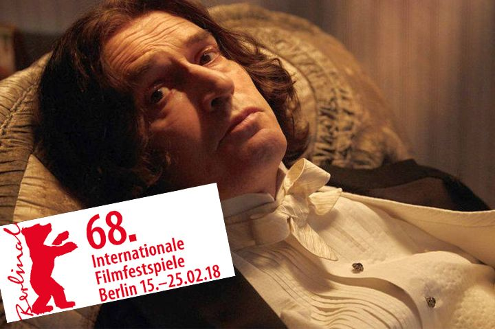 The Happy Prince Berlinale 2018