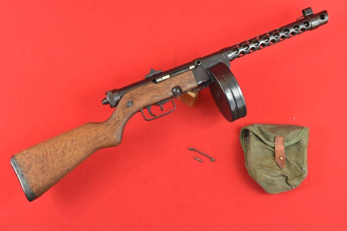 49/57 pistolet maszynowy