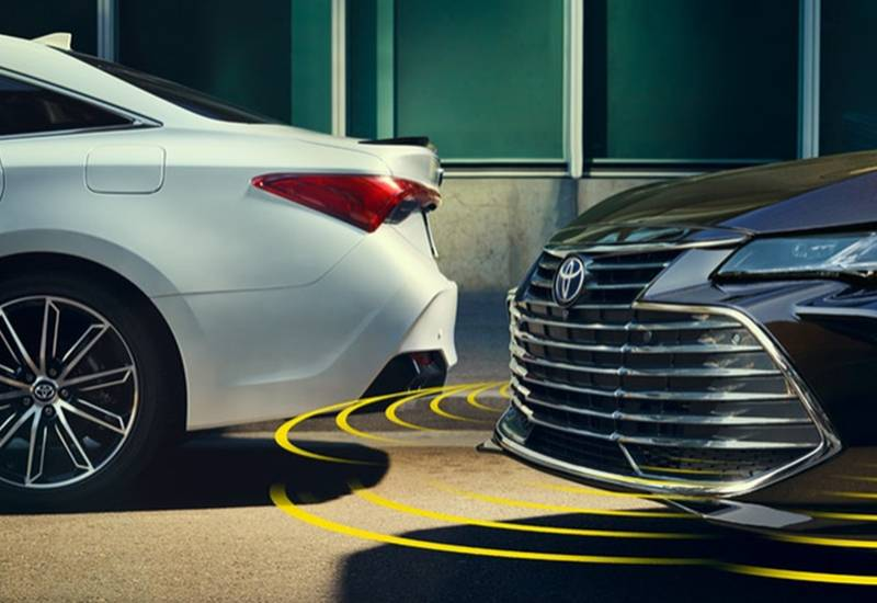 2019 Toyota Avalon Hybrid Safety
