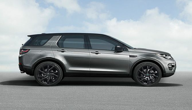 2020 Discovery Sport at Land Rover Louisville
