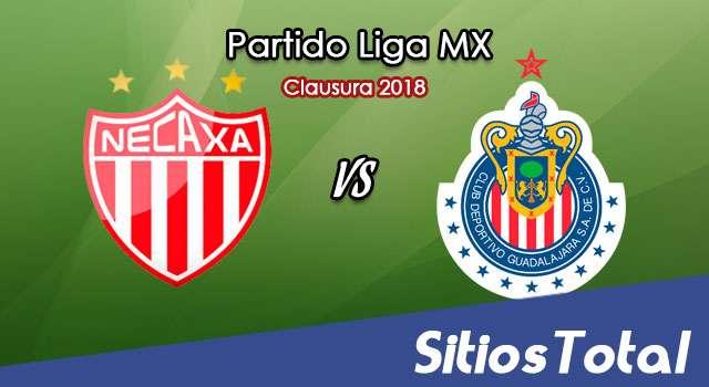 Necaxa vs Chivas en Vivo – Liga MX – Sábado 20 de Enero del 2018
