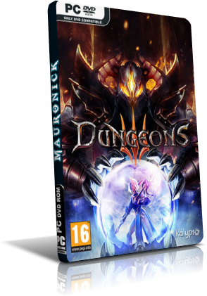 [Pc] Dungeons 3 - Famous Last Words (2019) Full ITA