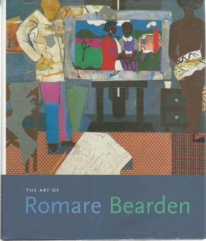 The Art of Romare Bearden, Fine, Ruth E.