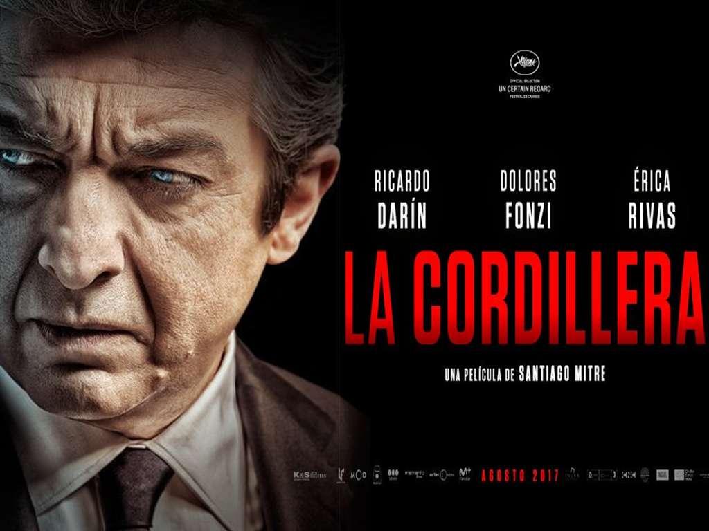 Ο Πρόεδρος (La Cordillera)) Poster Πόστερ Wallpaper
