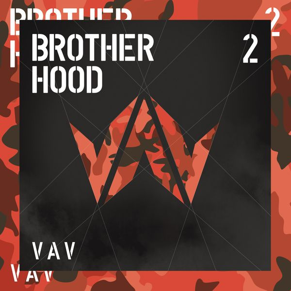 Download Mini Album Vav Vav 2nd Mini Album Brotherhood Mp3