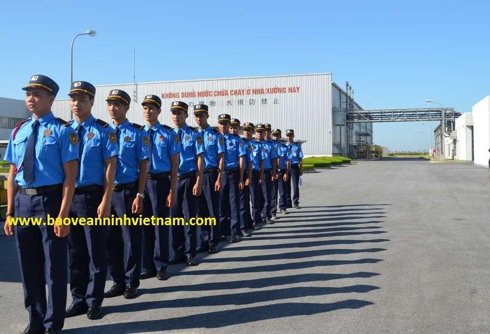Công ty dịch vụ bảo vệ chuyên nghiệp tại Nội Bài