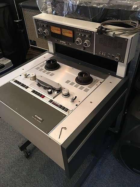 Studer A810 B67 tape machines Full Brake Overhaul Kit