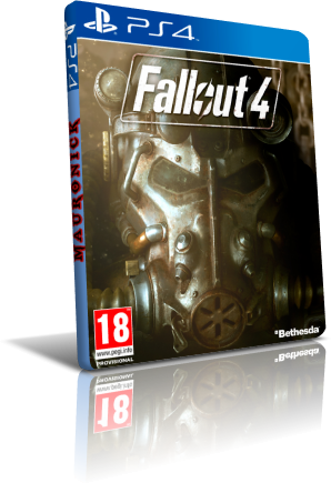 [Ps4] Fallout 4: Game of the Year Edition (2017) [Fw 5.05] Full ITA