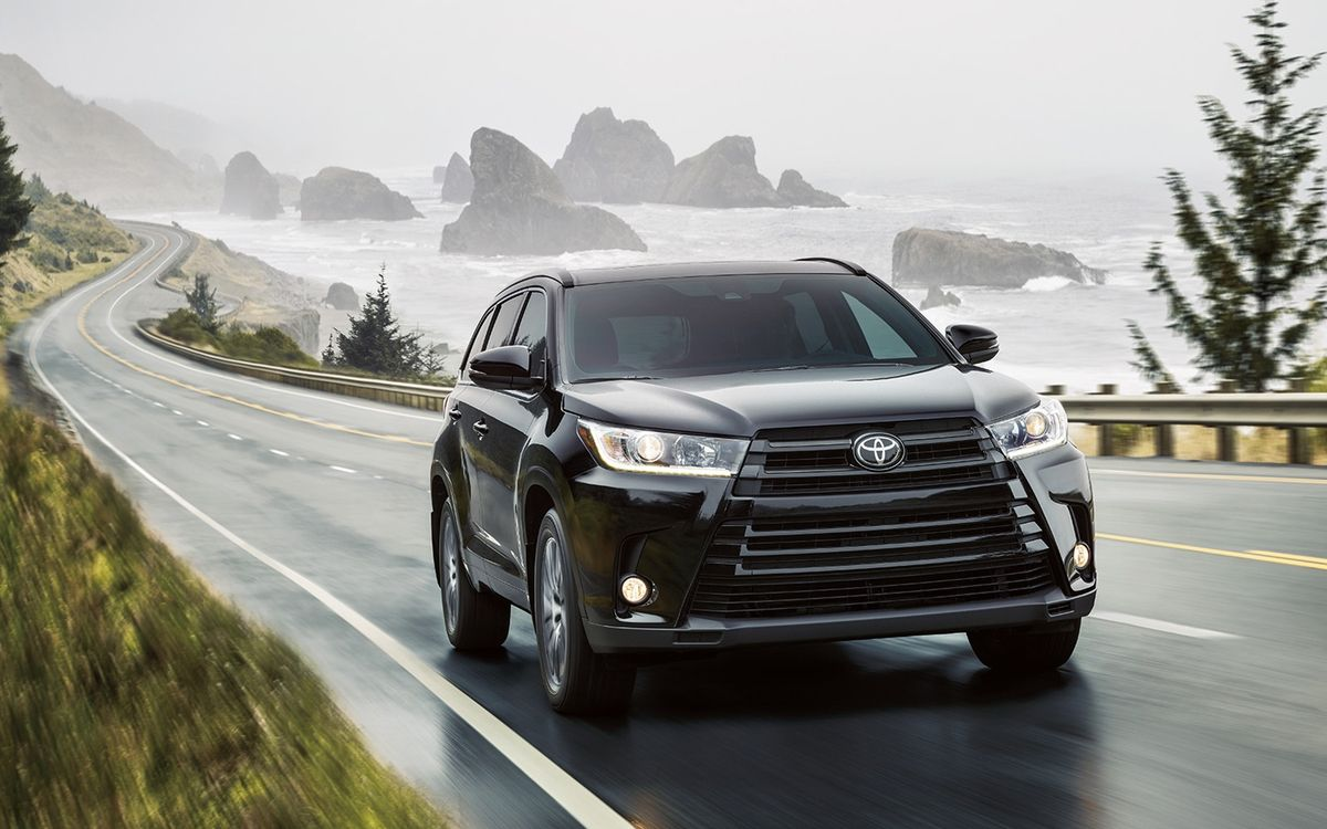 Toyota Highlander towing capacity
