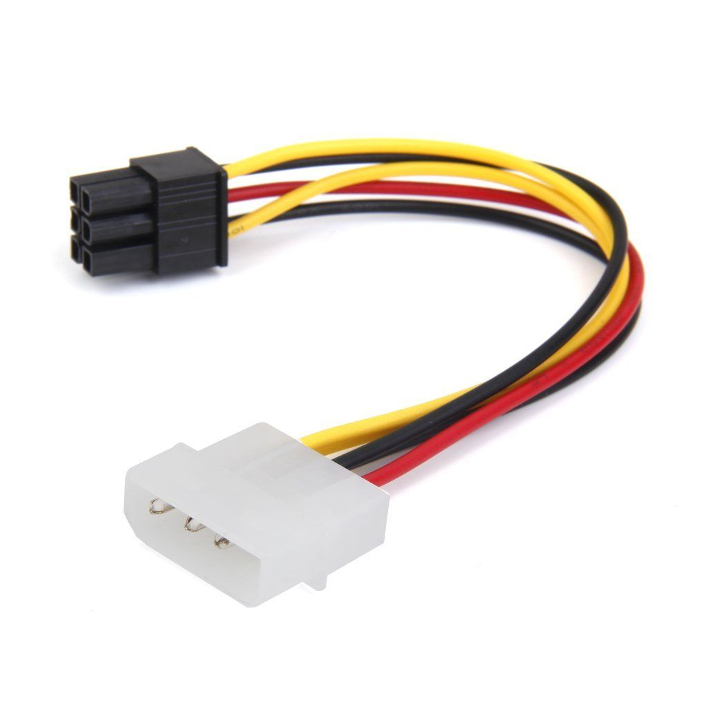 Molex 6 Pin Connector Karmashares Llc Leveraging Cryptocurrency 3 Wire Harness Cable Adapter Pci Express Power Supply Graphic Card Atx Ebay