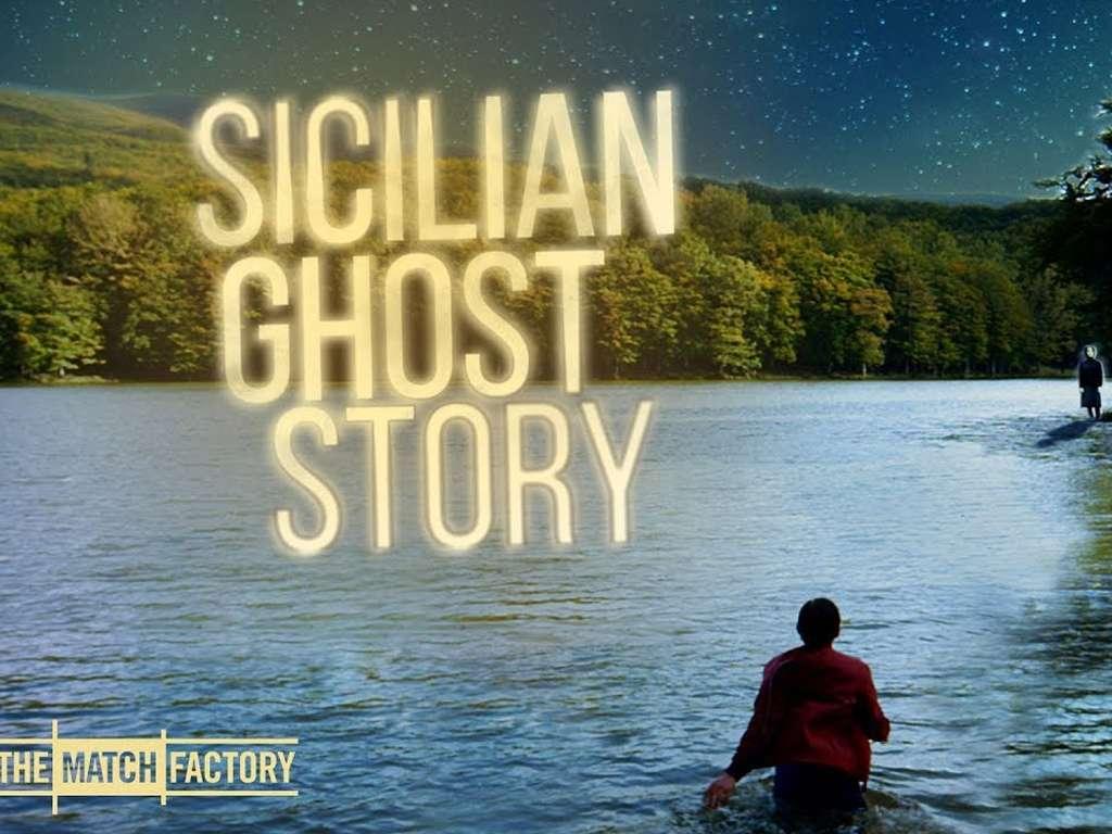 Τα μυστήρια της Σικελίας (Sicilian Ghost Story) Poster Πόστερ