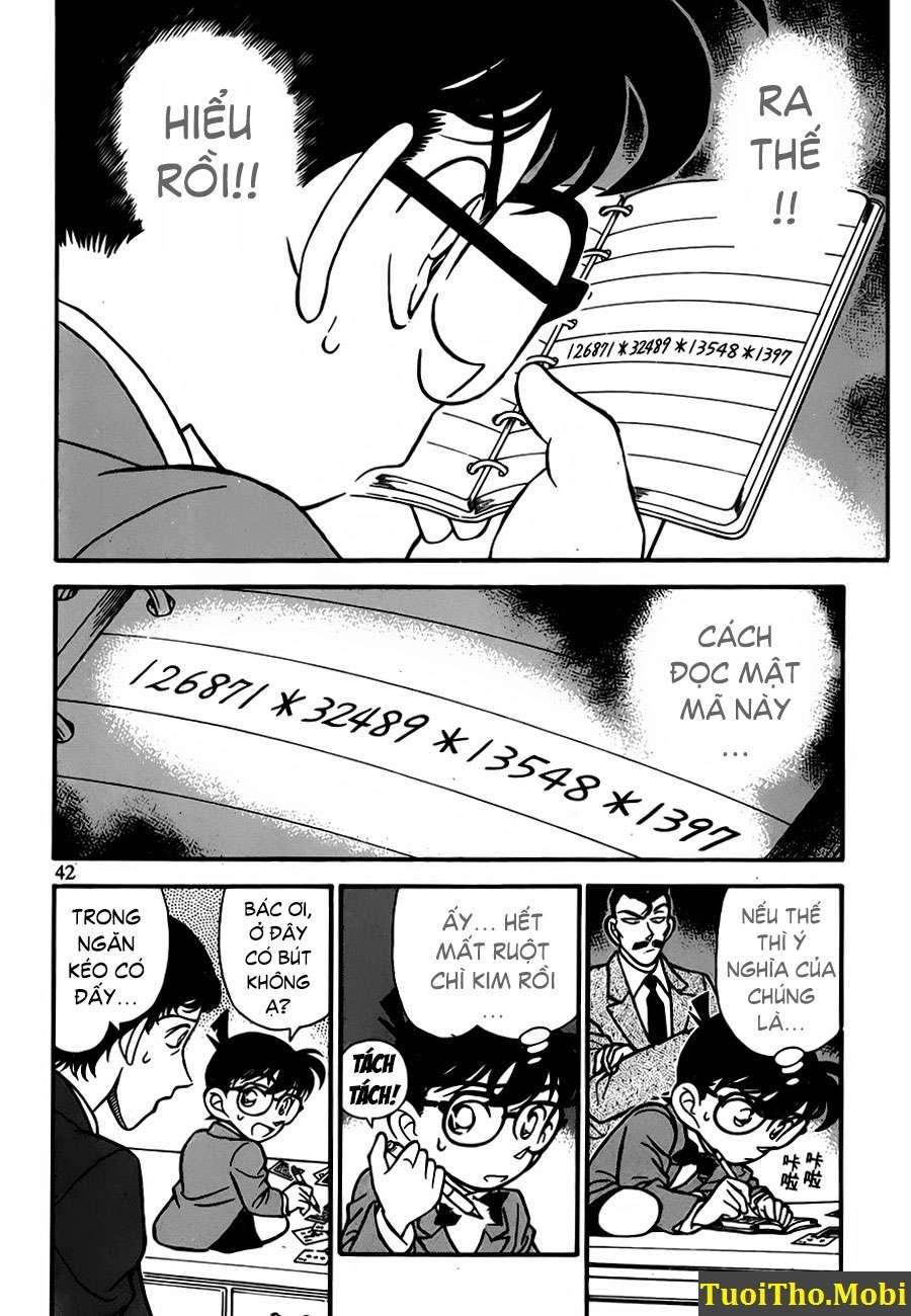 conan chương 133 trang 1