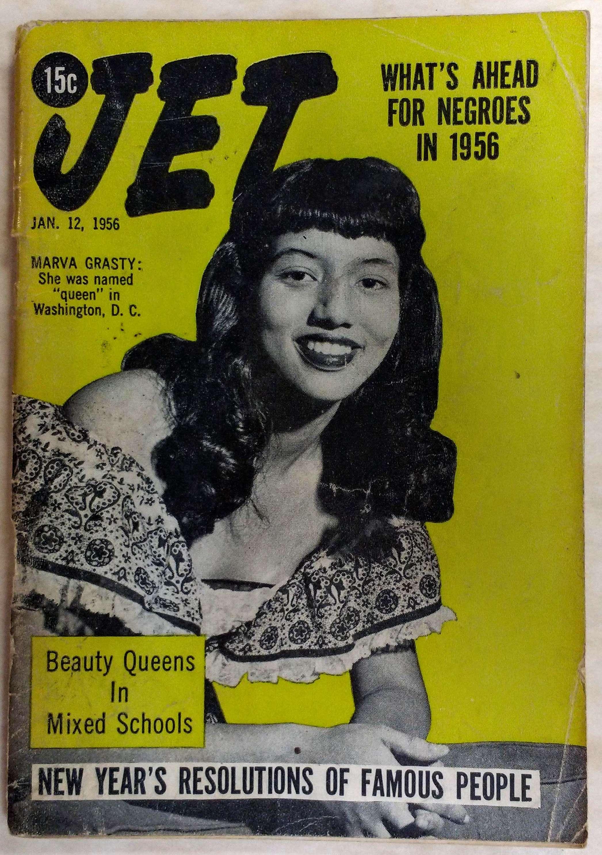 Jet Magazine January 12, 1956