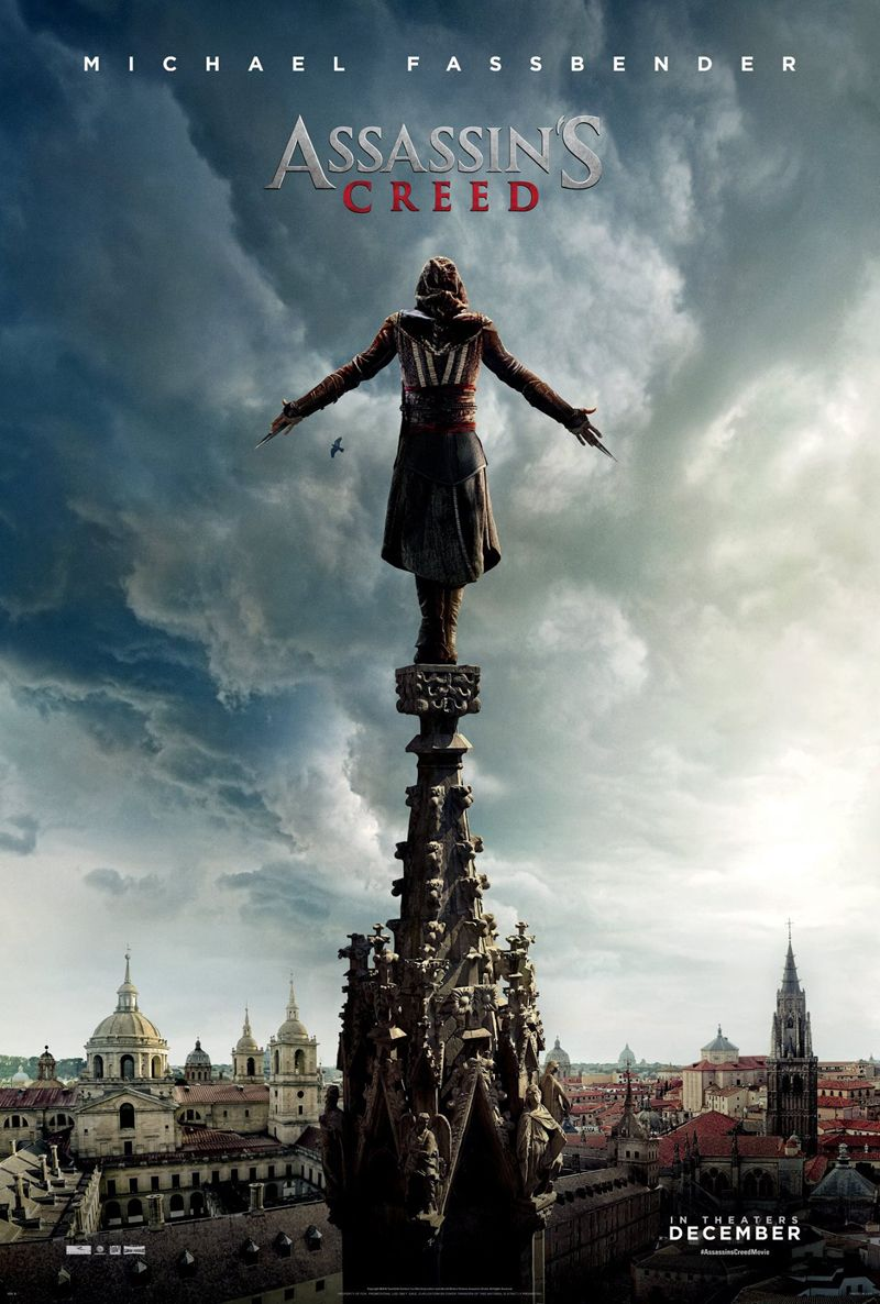 Poster Assassin's Creed 2016 Full HD Movie Download In Hindi Dual Audio 720p