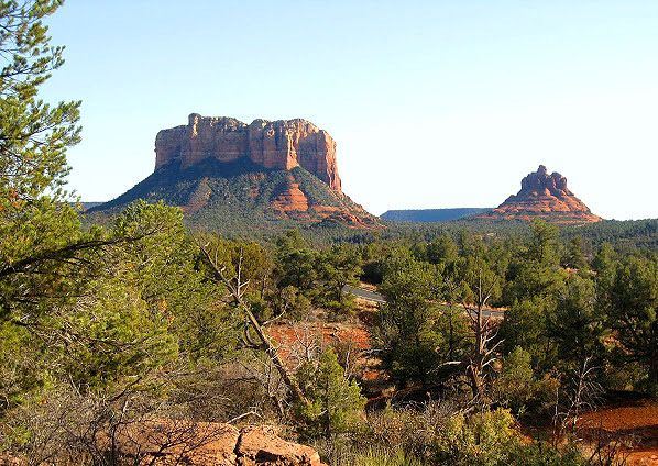 Bell Rock & Courthouse SEDONA