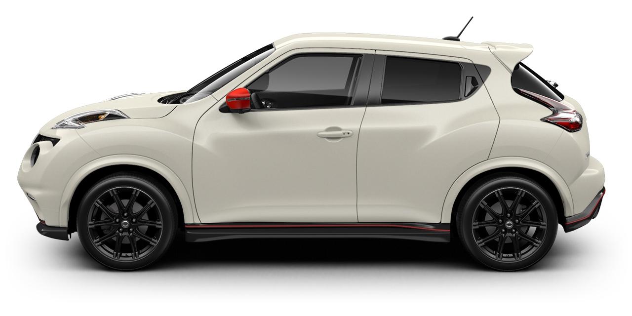 2017 Nissan Juke Pearl White