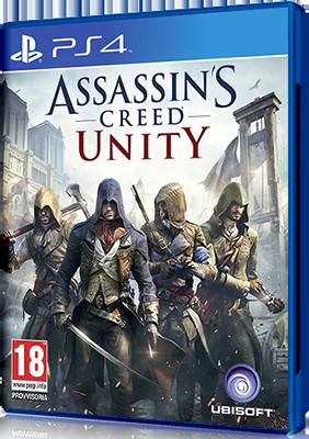 [PS4] Assassin's Creed Unity (2014) - FULL ITA