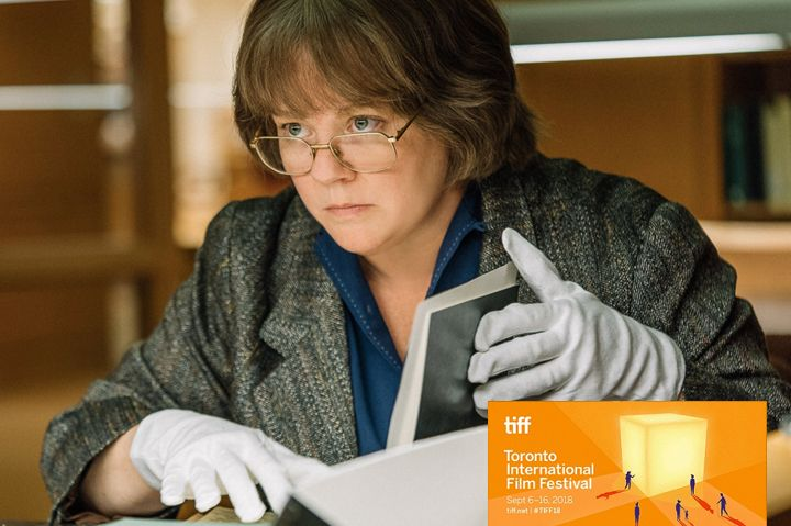 TIFF 2018 Can You Ever Forgive Me