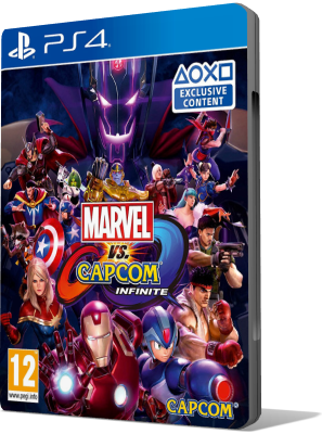 [PS4] Marvel vs. Capcom: Infinite (2017) - SUB ITA