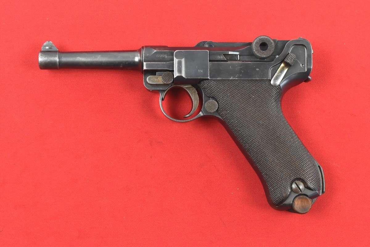 LUGER 1914 DWM