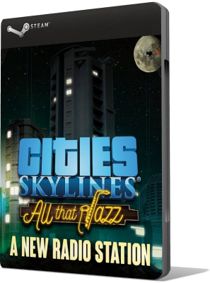 [PC] Cities: Skylines - All That Jazz (2017) - ENG