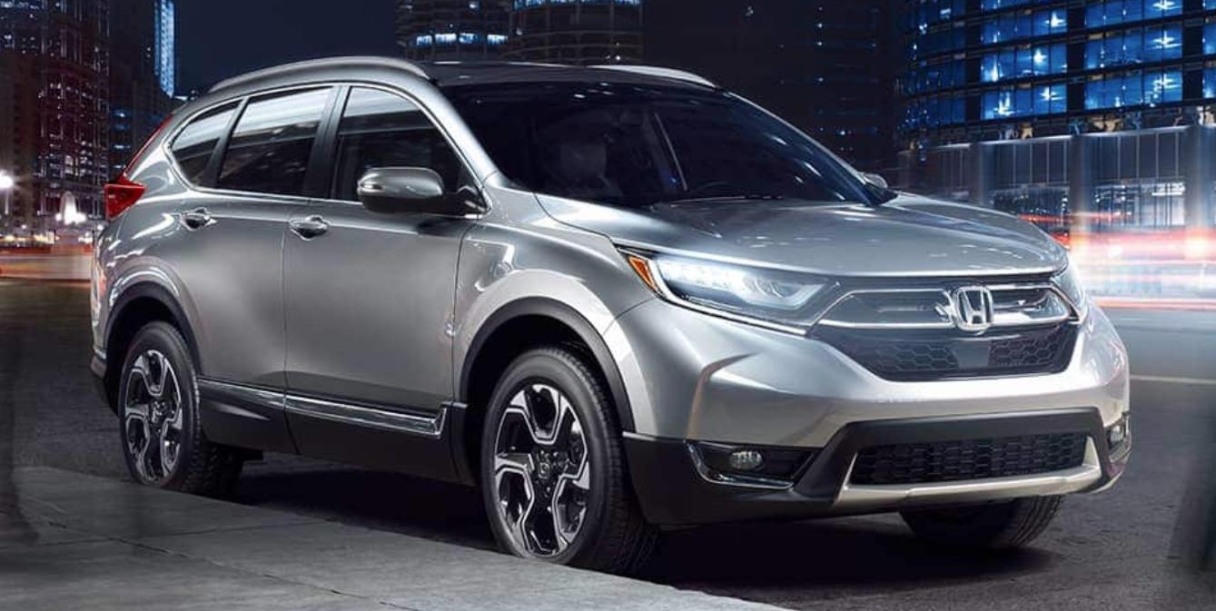 2019 Honda CR-V Exterior Styling