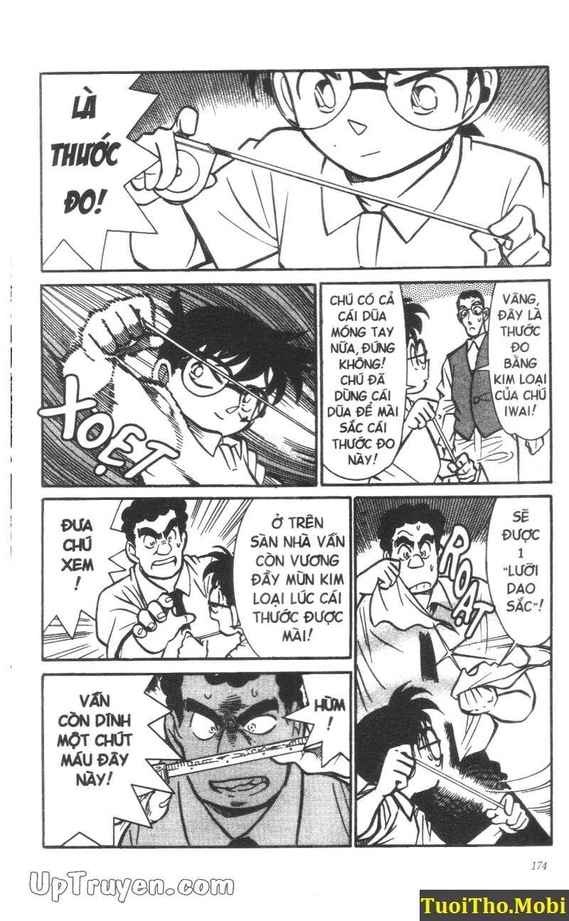đọc truyện Conan bộ đặc biệt chap 17 trang 19