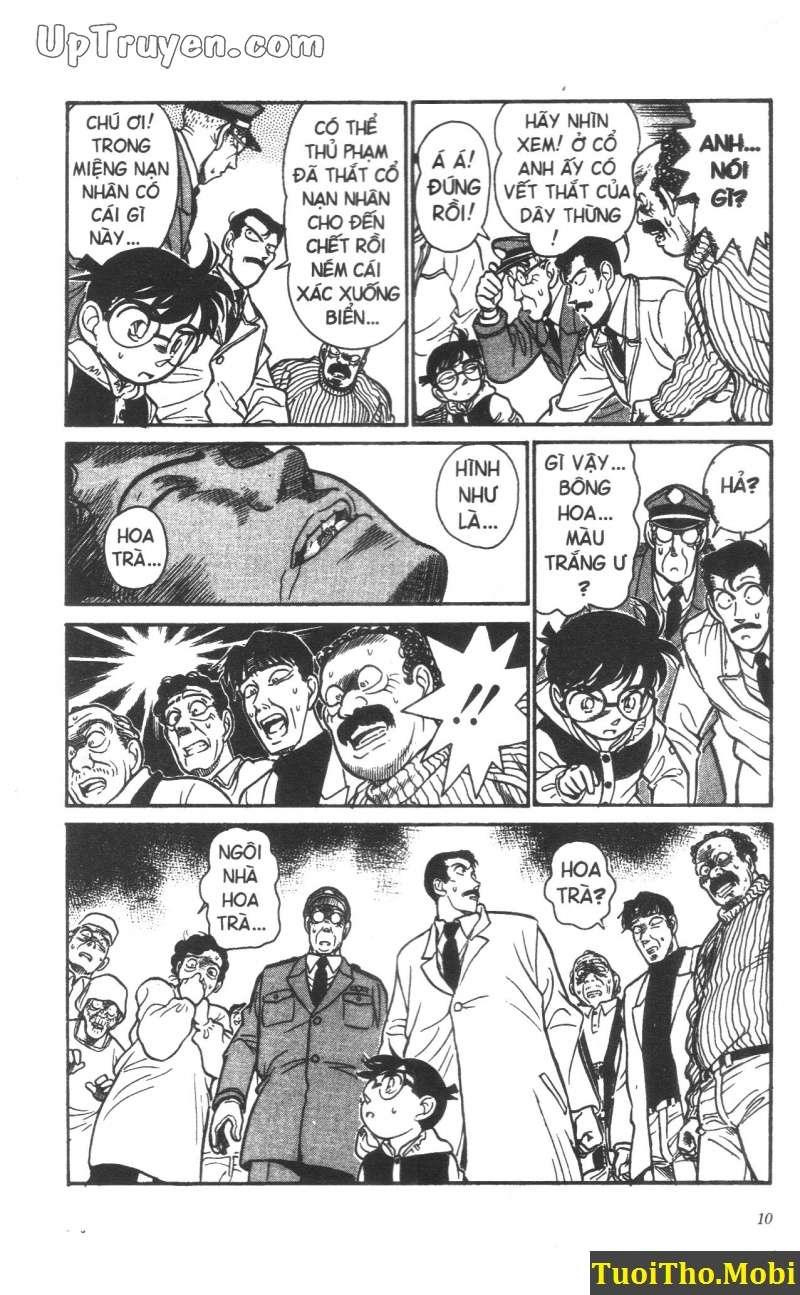 đọc truyện Conan bộ đặc biệt chap 10 trang 5