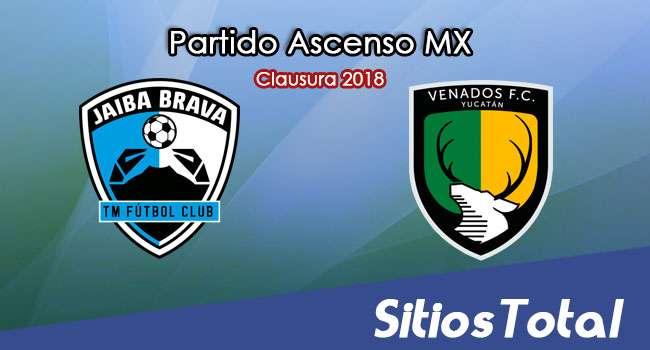 Tampico Madero vs Venados en Vivo – Ascenso MX – Sábado 3 de Marzo del 2018