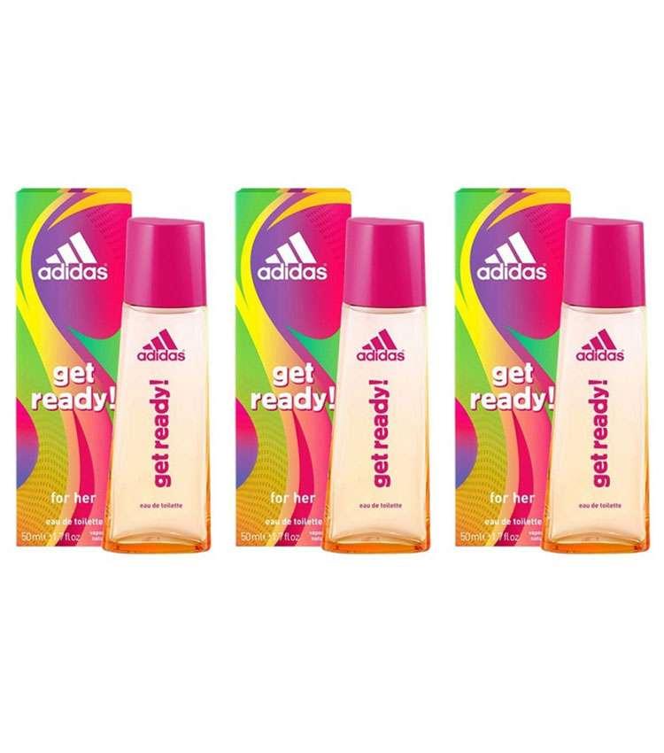 Toilette 50 Ella Edt Adidas Mujer Ml ReadyPara Detalles Perfume 3pz Eau De Nuevos Get Okn80wPX