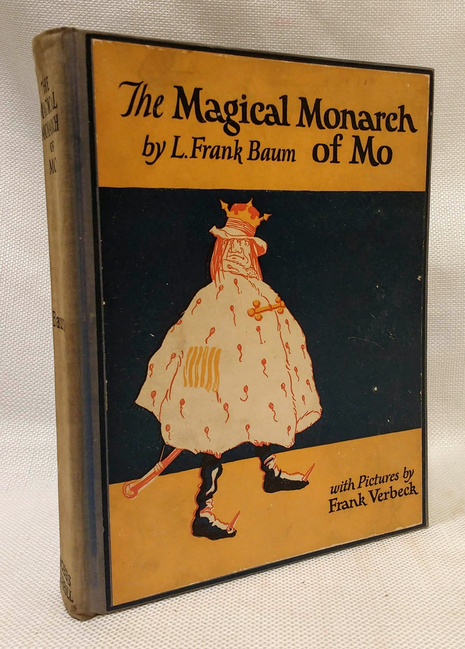 Image for The Surprising Adventures of the Magical Monarch of Mo and his People