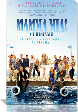 Mamma Mia! Ci Risiamo (2018).mkv MD MP3 1080p UNTOUCHED WEBDL R3 - iTA