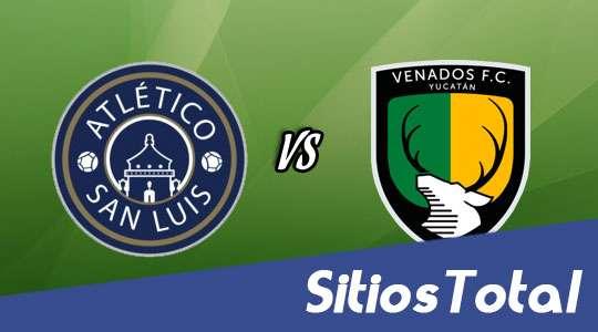 Atletico San Luis vs Venados FC en Vivo – J6 Clausura 2016 – Sábado 13 de Febrero del 2016