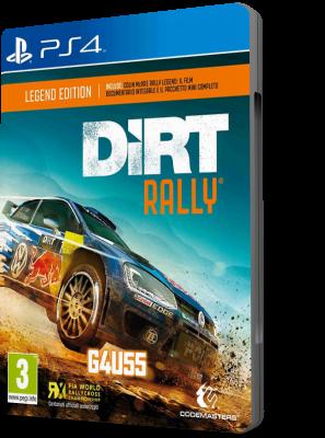 [PS4] DiRT Rally (2016) - FULL ITA