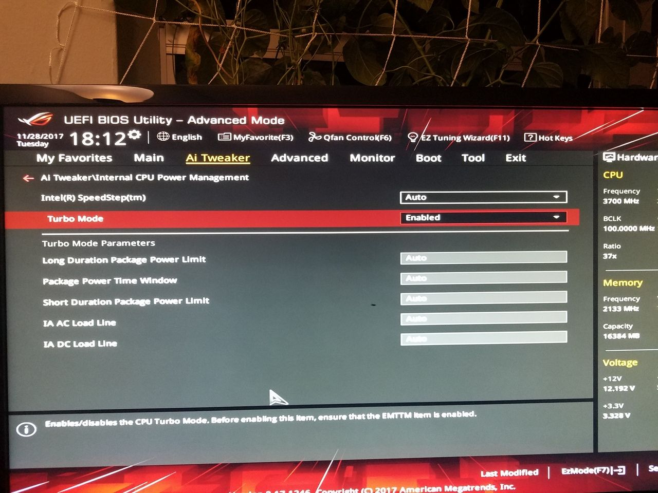 Need help with bios settings! | Overclockers Forums