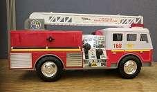 Tonka Fire Rescue Truck