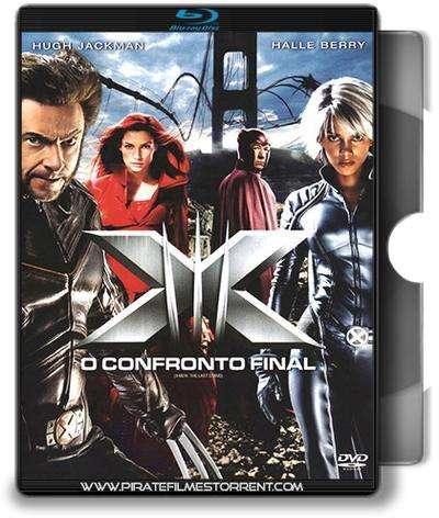 filme x-men o confronto final dublado rmvb
