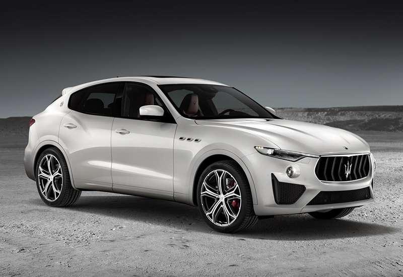 2019 Maserati Levante GTS Styling
