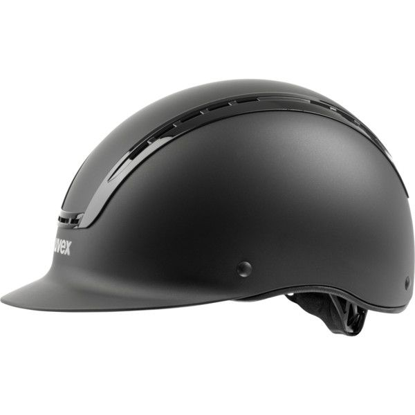 UVEX Suxxeed Active Riding Helmet with Hardshell and Synthetic Synthetic and Leder 9cd7ec