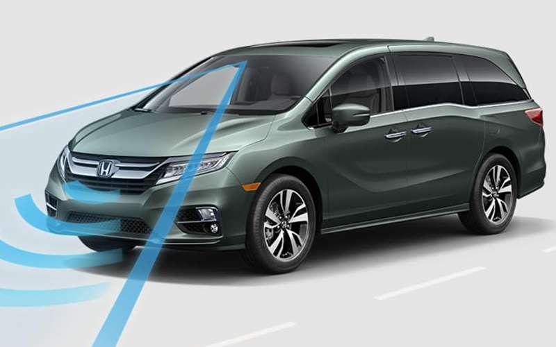 2020 Honda Odyssey Safety™