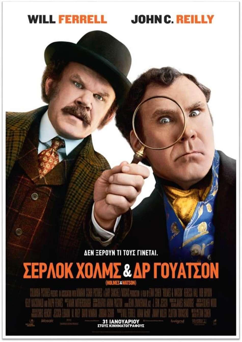 Σέρλοκ Χολμς & Δρ. Γουάτσον  (Holmes & Watson) Poster