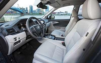Honda Pilot Interior 01