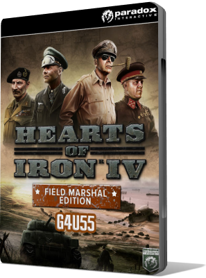 [PC] Hearts of Iron IV: Field Marshal Edition - Update v1.1 (2016) - ENG