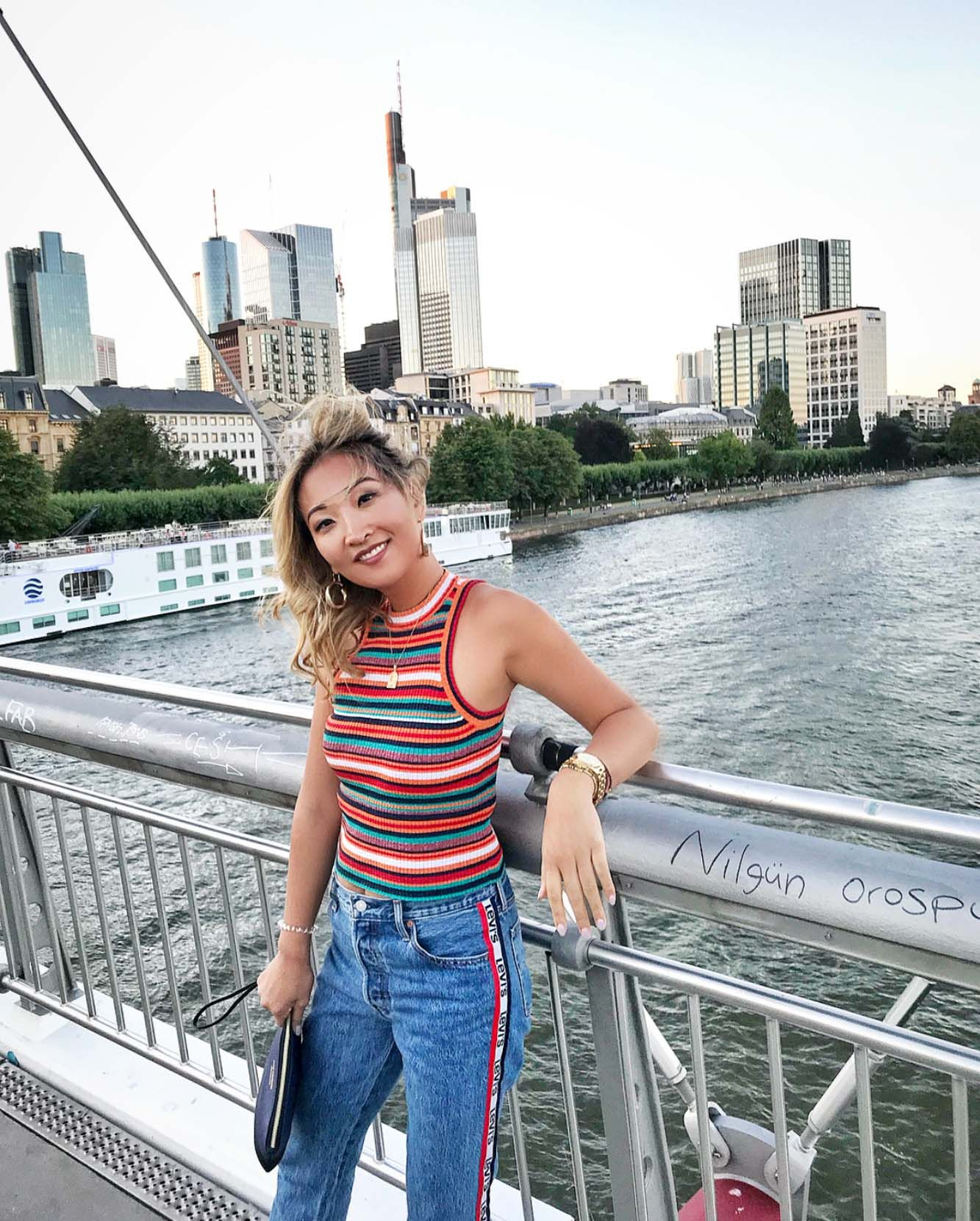 Frankfurt Germany, U by Uniworld