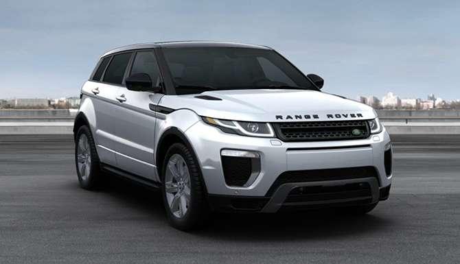 2019 Range Rover Evoque Landmark Edition (Loaner) Lease Deal in Louisville Kentucky
