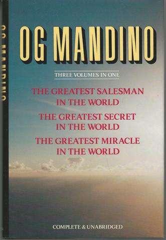 Og Mandino (The Greatest Salesman in the World / The Greatest Secret in the World / The Greatest Miracle in the World), Mandino, Og