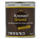 Jaeger 121 Kronen Grund 750ml, transparent Grundiermittel braune Kanne