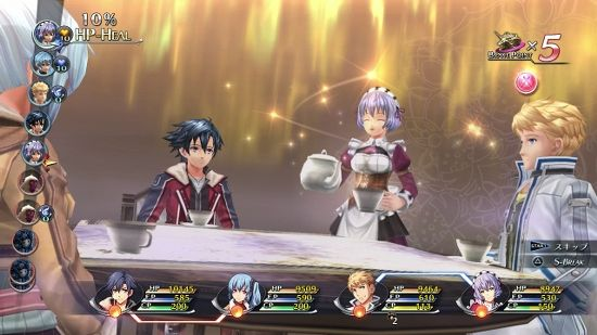 [PS3] The Legend of Heroes: Trails of Cold Steel II (2016) - ENG