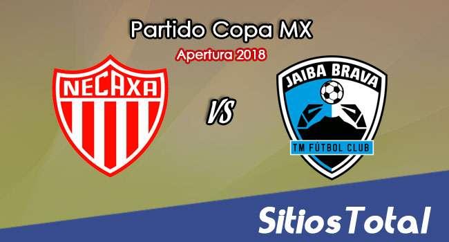 Necaxa vs Tampico Madero en Vivo – Copa MX – Miércoles 1 de Agosto del 2018